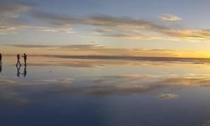 Bolivia Salt Lake Uyuni